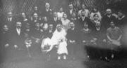 Mariage de mes grands-parents Jeanne Pivet et René Lenoir en 1925