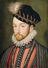 Charles IX l'inventeur du 1er janvier dans le département de l'Isère