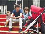 Casse-tête chinois : Romain Duris et ses enfants Erasmus