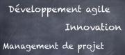 Cours de management de projet agile de développement de produits innovants