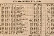 Les Trains Express Régionaux étaient bien pires sous Napoléon III