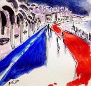 Liberté Egalité Fraternité / Nice