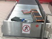 Des armes dans les aéroports