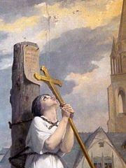 Jeanne d'Arc n'avait ni les dents blanches ni la peau lisse