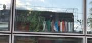 Les piles de dossiers du Palais de Justice de Grenoble